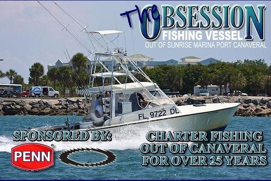 Obsession 32 stuart angler picture of port canaveral for Port canaveral fishing