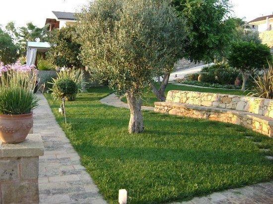B&B Bellavista: il giardino