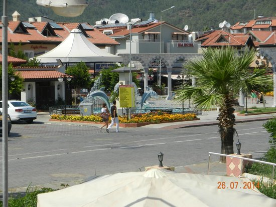 Kapmar Hotel: View from the Bar
