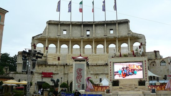 "Hotel ""Colosseo"" Europa-Park: ."
