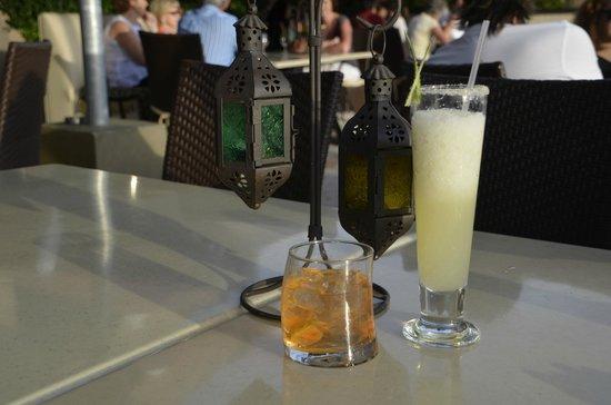 Dieu Donne : Cocktails at Roca