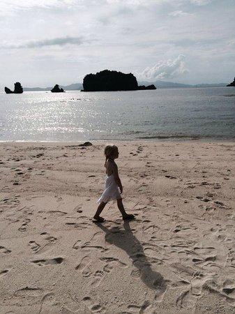 La Pari-Pari Langkawi: Beach on the north shore