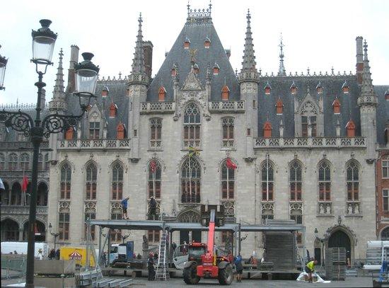 Grand-Place : Gorgeous facade
