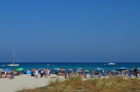 Barcelo Pueblo Menorca: punta prima