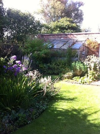 Stillingfleet Lodge Gardens: The greenhouse