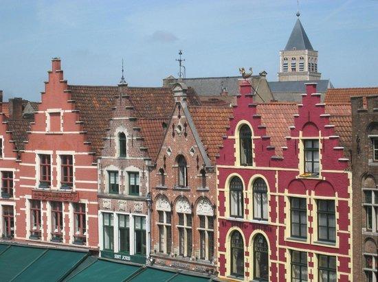 Grand-Place : Fine gables