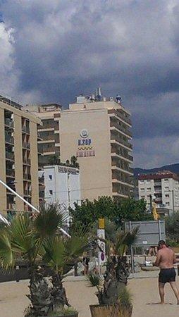 H.TOP Amaika: Hotel Amaika.