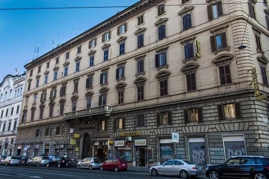 Taormina Hotel : voorkant hotel