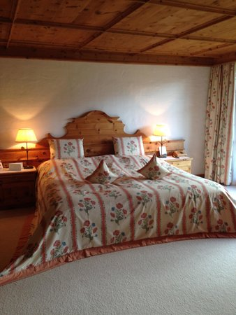 Biohotel Stanglwirt: Chambre magnifique