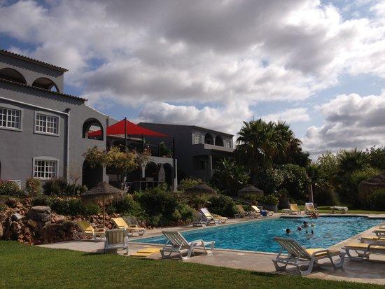 L'Auberge Casa Do Monte: Great pool area