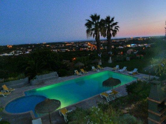 L'Auberge Casa Do Monte: Sunset
