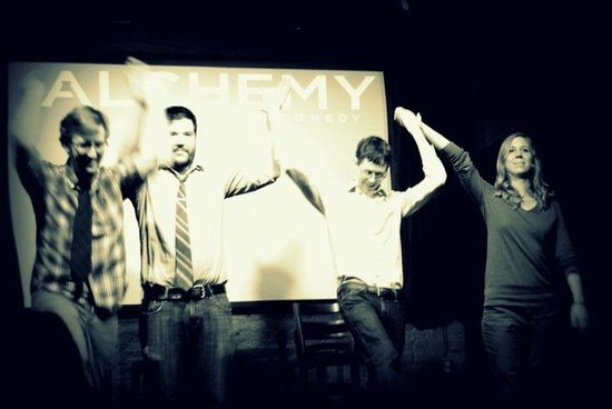 Alchemy Comedy Theater: Taking a Bow