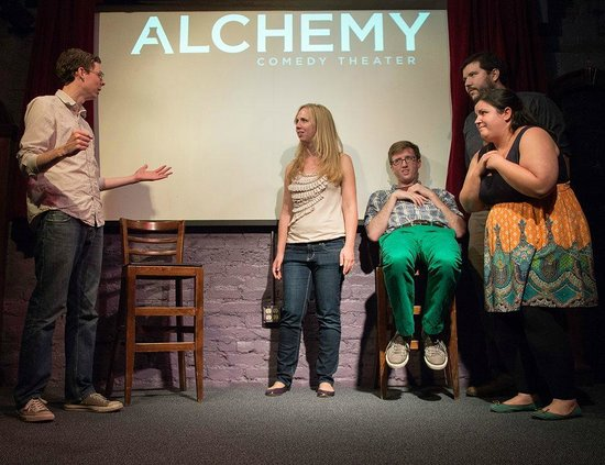 Alchemy Comedy Theater: Family Matters