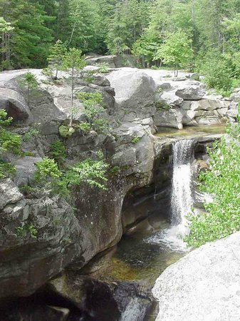 Grafton Notch State Park: Screw Auger Falls, Grafton Notch, ME
