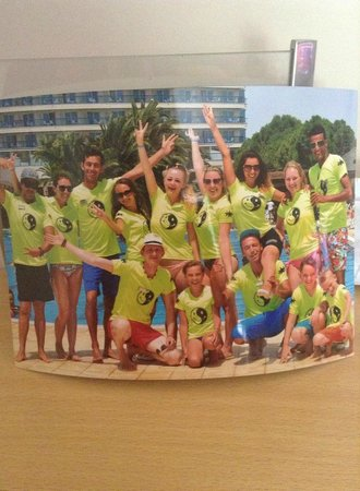 Venosa Beach Resort & Spa: Anımatıon Team
