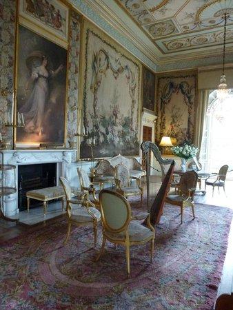 Inveraray Castle: Das Musikzimmer