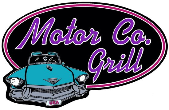 Motor co. grill