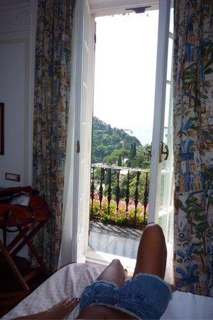 Belmond Hotel Splendido : Room with the view