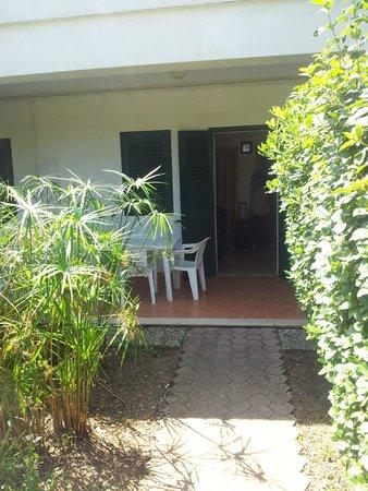 Residence Alba: Ingresso