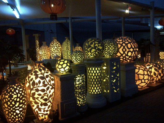 dragon mart outside garden lighting - Garden Lighting