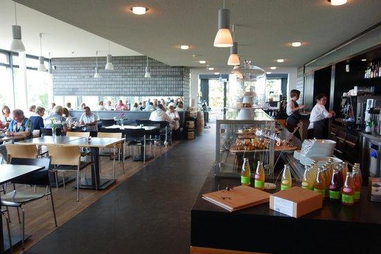 Nolde Stiftung Seebüll: Nolde Stiftung. Restaurant