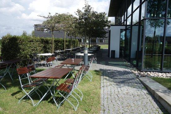Nolde Stiftung Seebüll: Nolde Stiftung. Restauranten