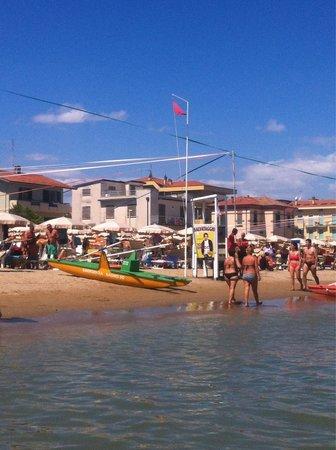 Viserbella, Itálie: Праздник 15 августа