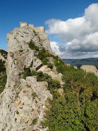 Château de Peyrepertuse : Peyrepertuse