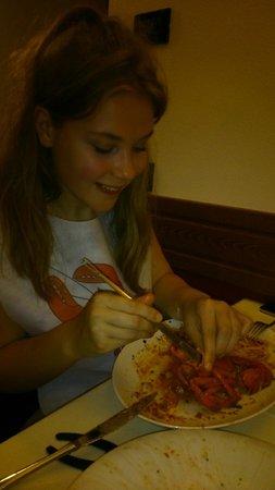 Osteria Quatro Pass: Lobster Pasta