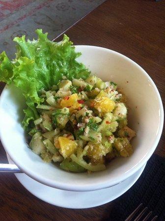 Tufenkian Historic Yerevan Hotel: Marash Salad