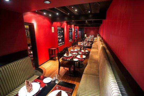 Sur Restaurant: Salón Francés