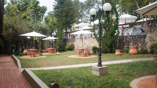 Hotel Estancia Atibainha Resort & Convention: àrea do Hotel