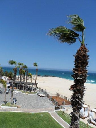Paradisus Los Cabos: Vista desde la terraza de la habitación