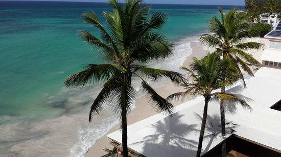 Barbados Beach Club: PLAGE