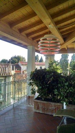 Hotel David: Balcony room 31