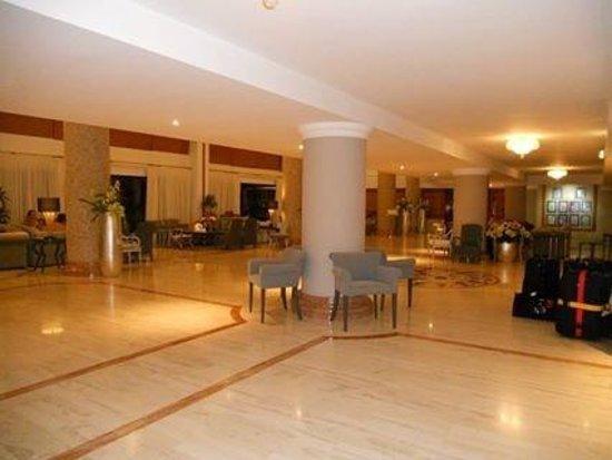 Atlantica Golden Beach Hotel : reception