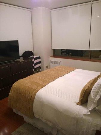 Hotel Orly: habitacion principal