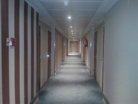 Arthur Hotel : Corridoio sesto piano