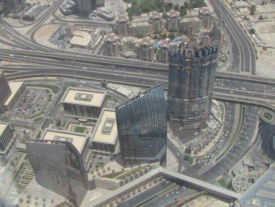 Burj Khalifa : From top