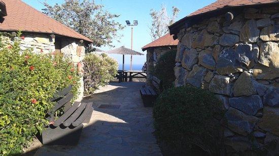 Selwo Lodge Hotel: poblado watu