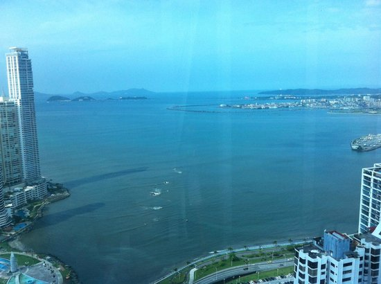 Hard Rock Hotel Panama Megapolis: Otra vista de la habitación piso 52