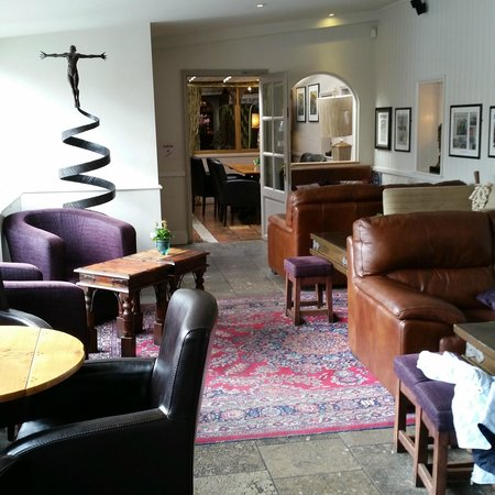 The Hoste: Inside the hotel