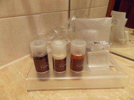 Turim Iberia Hotel: bagno