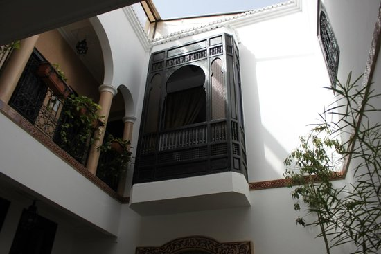 Riad Dar Zampa: rincones de Dar Zampa