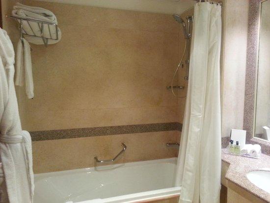 InterContinental Cairo Citystars : Bathroom 1