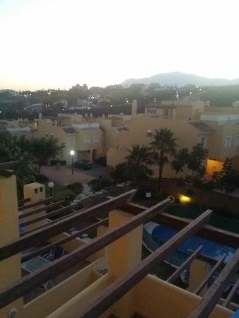 Colina del Paraiso by CheckIN: Vista desde la terraza