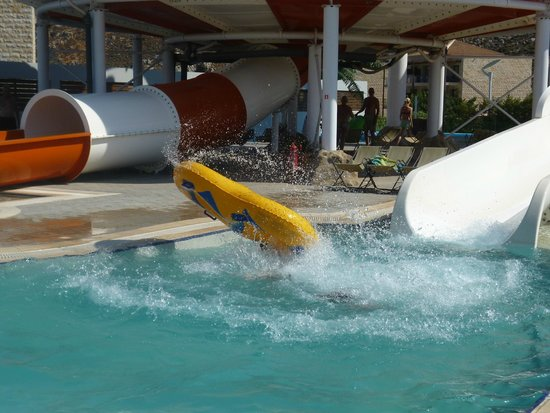 Atlantica Aegean Blue: Water park