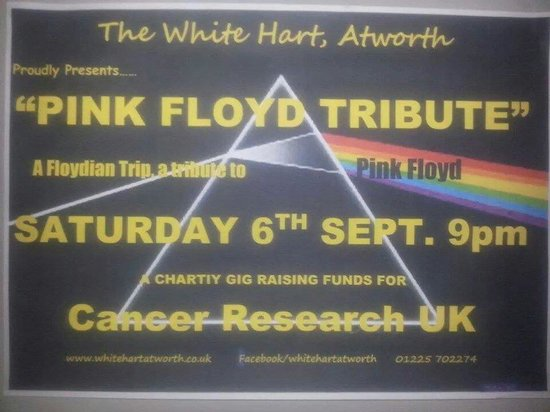 The White Hart: Not to be missed !!!!!