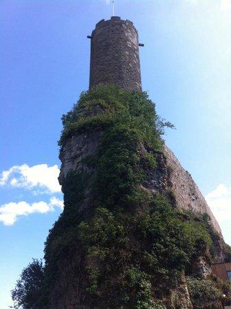Chateau de Turenne: La tour César