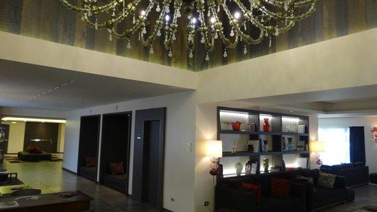 LaGare Hotel Venezia - MGallery by Sofitel : lobby hôtel